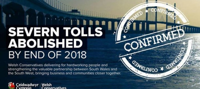 Severn Tolls Abolished