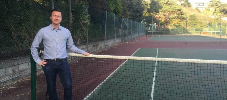 Langland Tennis Courts
